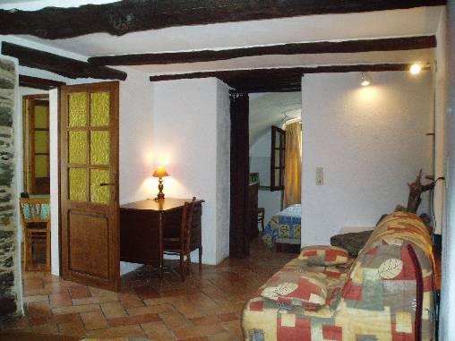 Chambre d'hote Corse 2A-2B - Appartement en rez de jardin