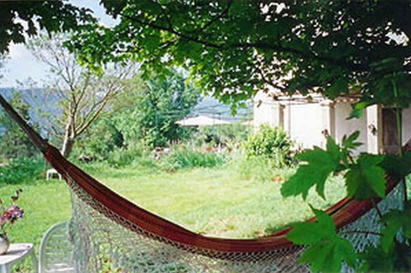Chambre d'hote Var - Dans le jardin