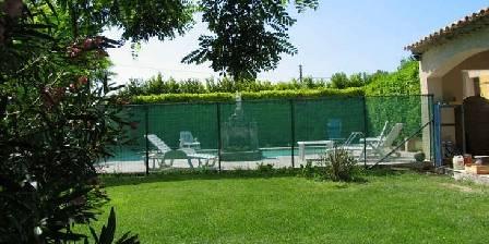 La Mignarde La piscine