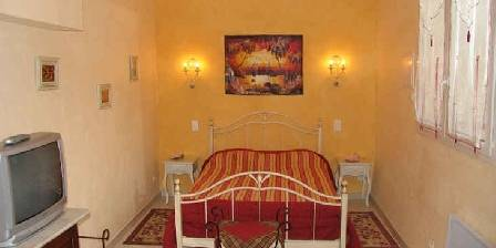 Bed and breakfast La Mignarde > Chambre Capucine