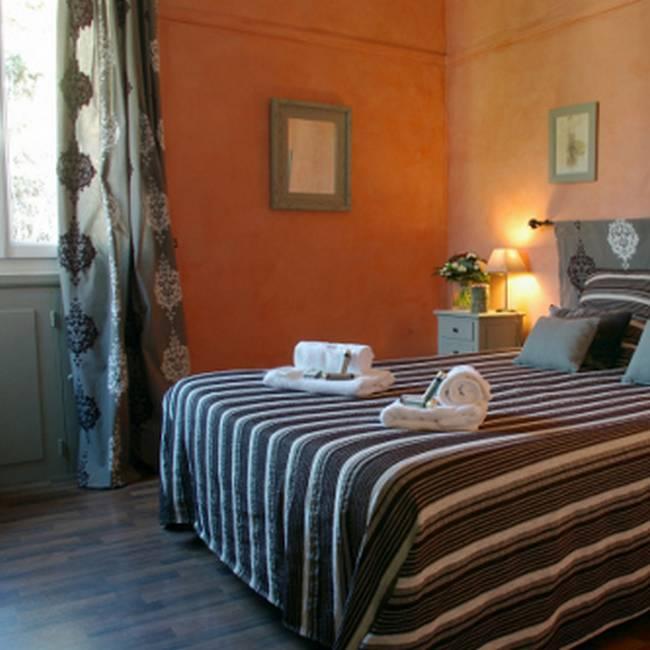 Chambre d'hote Bouches du Rhône - Chambre Mistral
