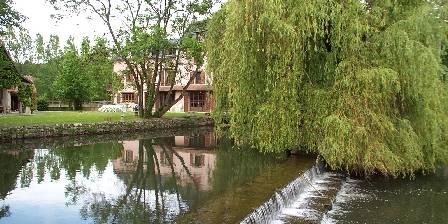 Moulin de la Forte Maison Le déversoir