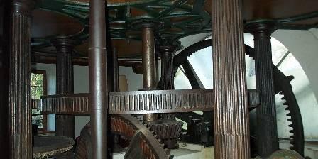 Moulin de la Forte Maison Le mécanisme