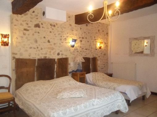 Chambre d'hote Vaucluse - Chambre familiale