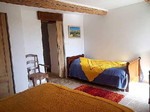 Chambre d'hote Vaucluse - Une chambre PMR