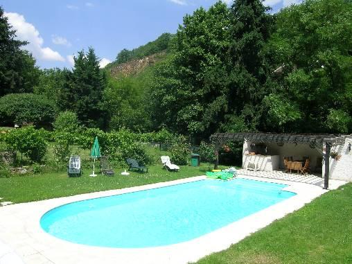 Chambre d'hote Allier - piscine