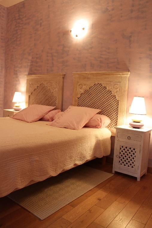 Chambre d'hote Ardèche - La chambre Lilas