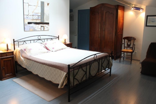 Chambre d'hote Ardèche - La chambre Magnolia