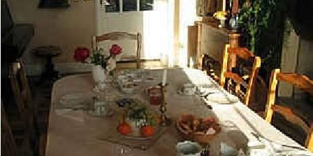 Domaine Aurore de Beaufort Le petit déjeuner