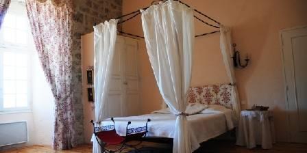 Château de Murviel Louise Tassy room