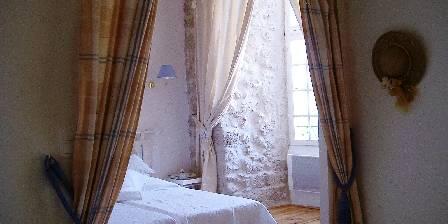Château de Murviel Blanche-Gabrielle room