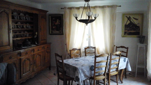 salle à manger (petit-déjeuner)