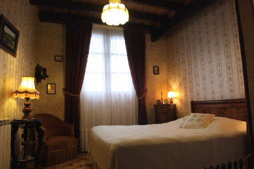 bed & breakfast Indre-et-Loire - Room for 2 people with shower/wc