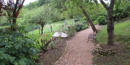 La Maréchalerie Le jardin