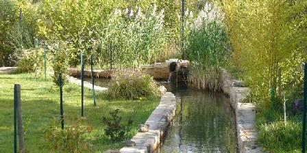 L'Oasis des Corbières La fontaine aux truites