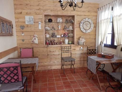 Chambre d'hote Hérault - La salle des petits déjeuners