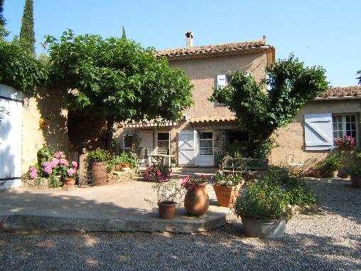 Bed & breakfasts Var, from 68 €/Nuit. House of character, Cotignac (83570 Var), Charm, Guest Table, Swimming Pool, Garden, Net, WiFi, T.V., Parking, 2 Double Bedroom(s), 5 Maximum People, Computer, Chambres D`hôtes De...