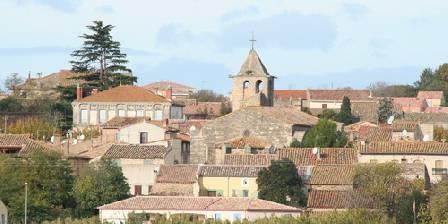L'Orangerie Valros, village médiéval