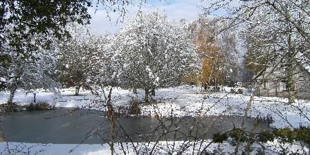 L'Orée du bois en Sologne
