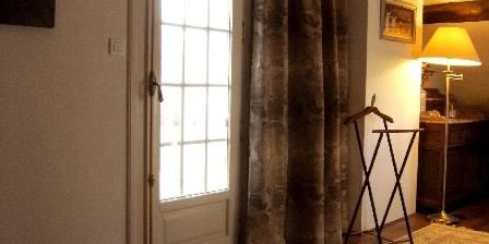 L'Orée du bois en Sologne Chambre du Nénuphard...