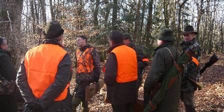 L'Orée du bois en Sologne Journée de chasse en Sologne.
