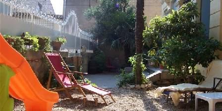 Gästezimmer Maison Pélissier > Garden
