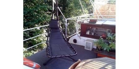 Peniche oviri Relaxation sur la terrasse