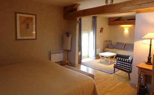 Chambre d'hote Loire - Suite Lyonnais
