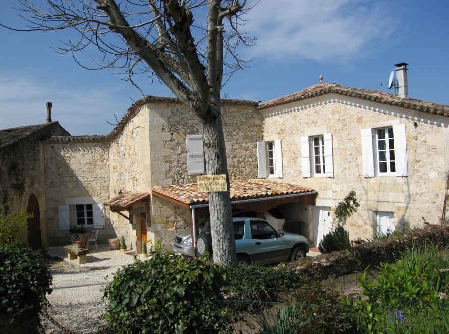 Chambres d'hotes Gironde, Saint Pey de Castets (33350 Gironde)....