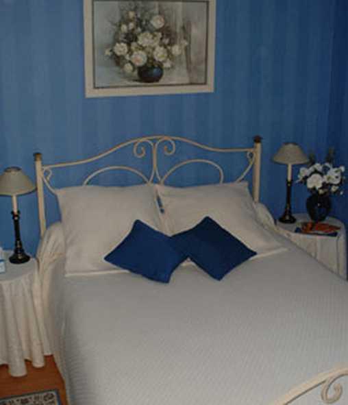 Chambre d'hote Eure-et-Loir - La chambre Bleue