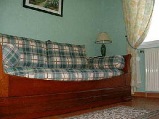 Chambre d'hote Eure-et-Loir - La chambre Jaune  2ème lit