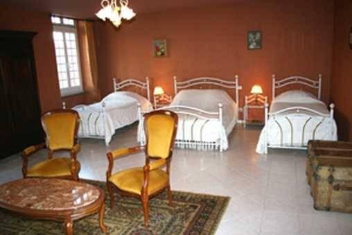 La chambre Jumeau