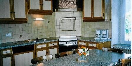 Les Chantenées La cuisine pour gîte