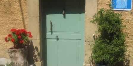 BB Le Presbytère La porte d'entrée