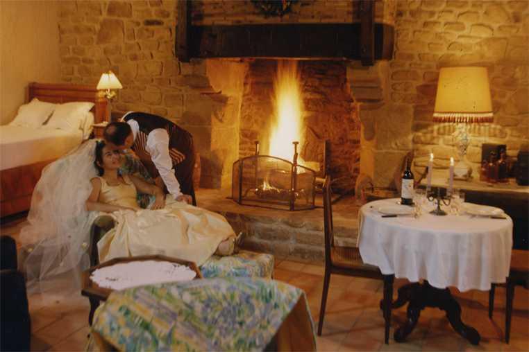 La raimonderie une chambre d 39 hotes en ille et vilaine en for Chambre nuptiale