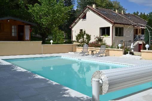 Chambre d'hote Dordogne - piscine