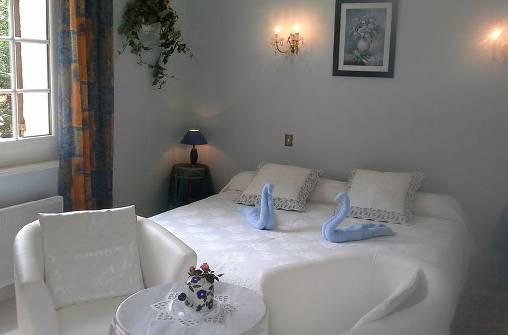 Chambre d'hote Dordogne - chambre les Iris