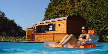 Relais de Maufront La piscine