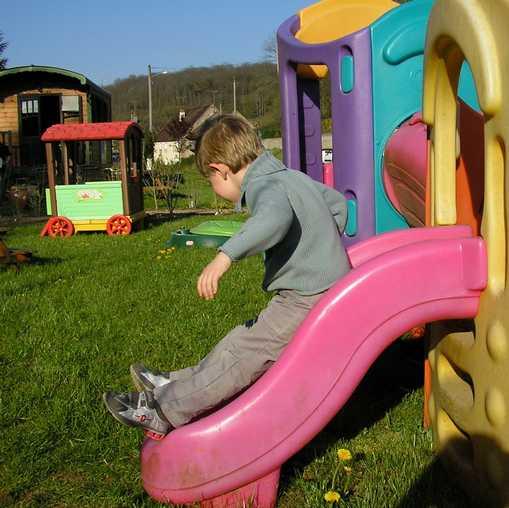 Chambre d'hote Nièvre - Les jeux d'enfants