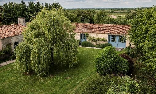 Chambre d'hote Vendée - Grande demeure de plaisance à la campagne