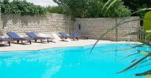 Chambre d'hote Vendée - Piscine chauffée à 28° en saison