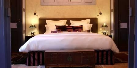 Le Château de l'Abbaye Suite luxe avec jacuzzi privatif