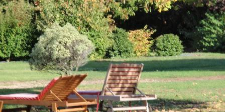 Le Château de l'Abbaye Parc de 2 ha : bon farniente !