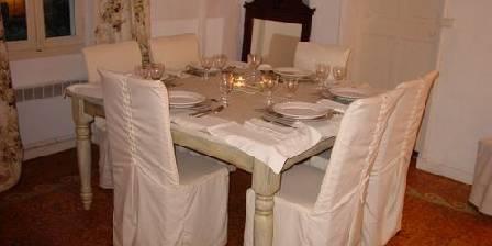 La Ribeyrette Table d'hôte