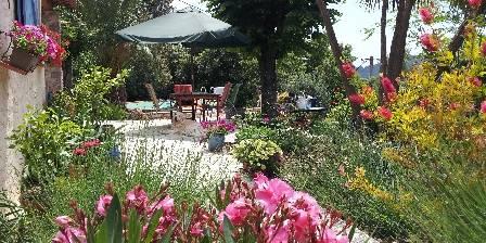 Lou Rigaou La maison et sa terrasse