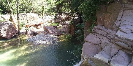 Lou Rigaou Baignades en rivière dans les Gorges