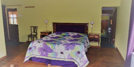 Chambre d'hotes Ferme Robin > La chambre Jaune
