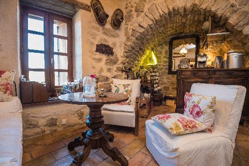 bed & breakfast Aude - la forcadella room