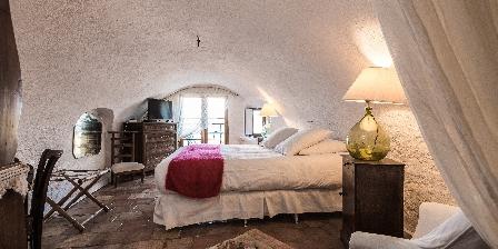 Le Roc sur l'Orbieu Chambre avec terrasse