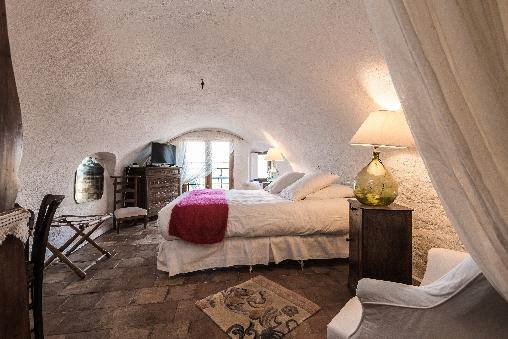 dîner aux chambres d'hôtes Le Roc sur l'Orbieu  Carcassonne